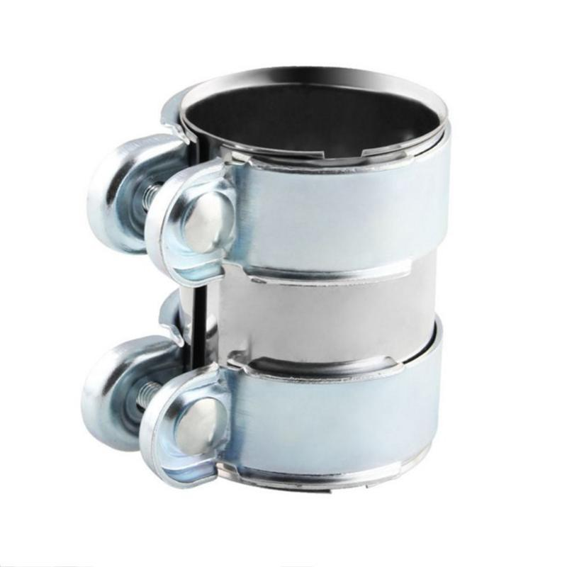 """3/"""" Stainless Exhaust Band Clamp Clamps for Catback Muffler Downpipe"""