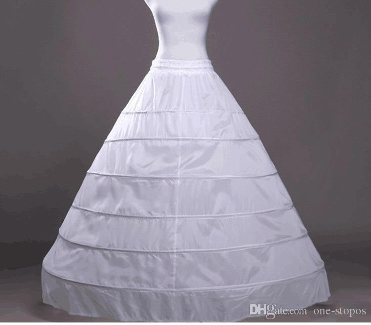 Blanco barato vintage boda enagua de la boda de la barra de la parada de la falda de la red de fantasía de lujo Rockabilly Tutu para el concurso Vestidos de fiesta CPA206