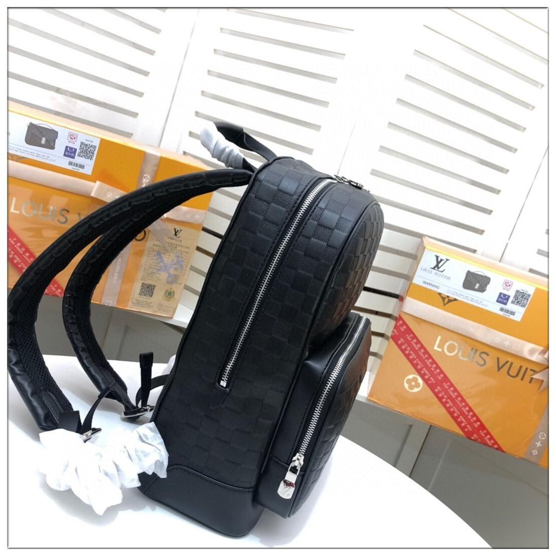 2020 Alta Qualidade Laptop Backpack Negócios Mochila Anti Theft Homens Backbag viagem Daypacks Masculino Lazer Mochila Mochila