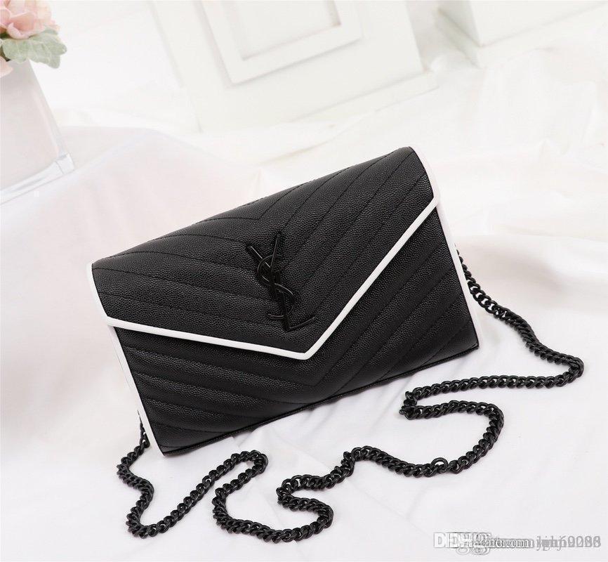 Mujeres famosas nuevo bolso de lujo de alta calidad bolsos monedero de la borla de Crossbody del bolso de los bolsos de hombro de cuero de la moda del 26813