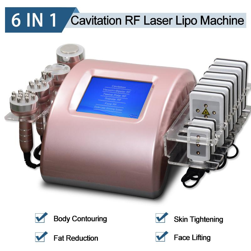 rf liposuction fat reduction machine laser lipo weight loss radio frequency rf skin tightening beauty equipment