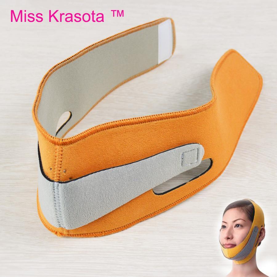 Fina Máscara Facial Emagrecimento Bandagem Cuidados Com A Pele V Forma E Elevador Reduzir Duplo Queixo Cinto de Remoção de Rugas Gordas