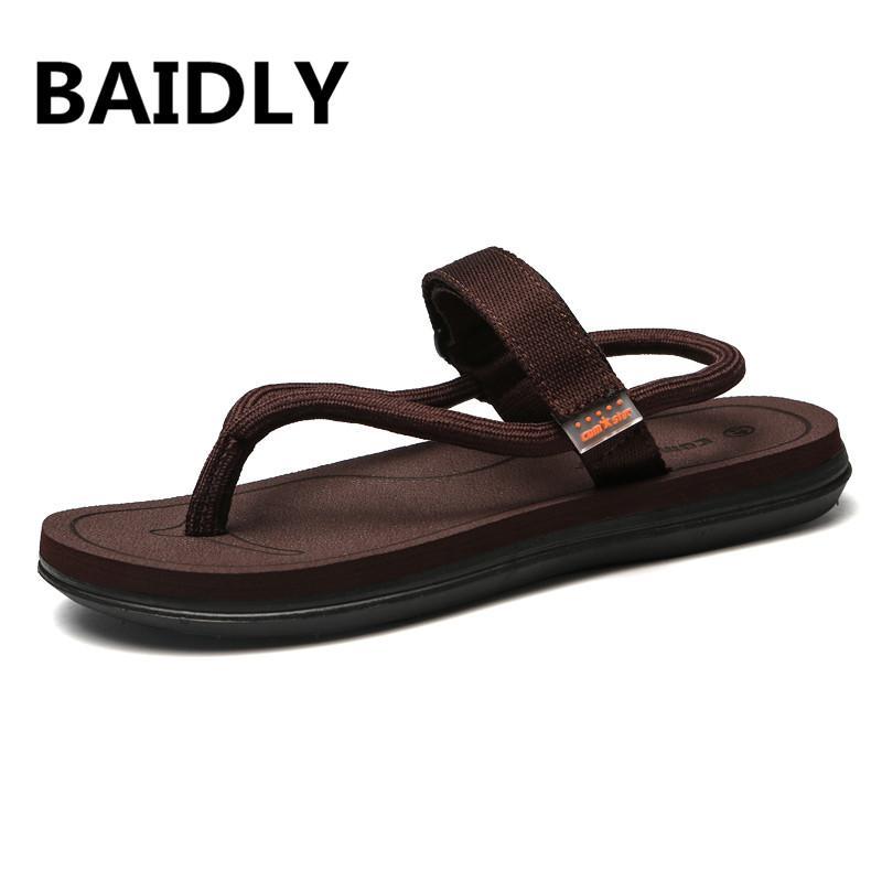 Summer Men's Sandals Fashion Summer Beach Shoes Casual Men Sandals Outdoor Male Sandal Lovers Sandalias Men