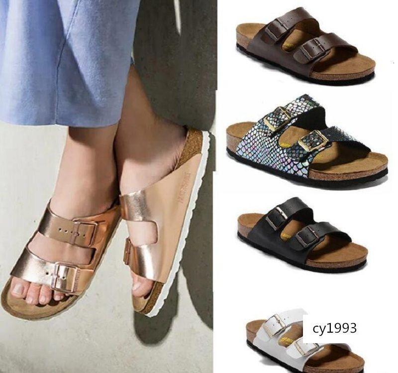 O envio gratuito de Mayari Flórida Arizona Hot vender verão Homens Mulheres flats chinelos sandálias Cork unisex sapatos casuais Praia chinelos tamanho 34-46