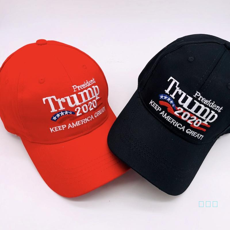 Президент Трамп 2020 Keep America Great Baseball Cap Вышивка Мяч Шляпы Регулируемые Snapbacks Спорт Пляж Теннис Гольф Шапки A41808