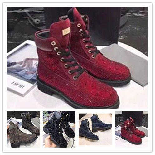 mode doux classique casual en cuir véritable sneaker femmes chaussures diamant Danse Streetwear début du printemps fond épais Sport En Cuir Sneaker 0v79