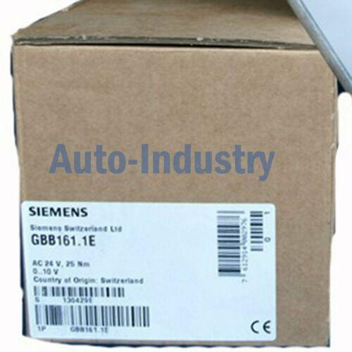 1PC Novo na caixa Siemens GBB161.1E Um ano de garantia GBB1611E entrega rápida