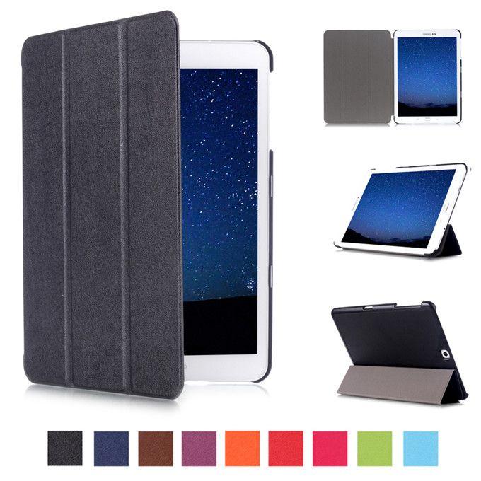 Galaxy Tab S2 9.7 Case Ultra Slim Lightweight Smart Shell Cover for Samsung Galaxy Tab S2 9.7 (SM-T810, SM-T815) Black
