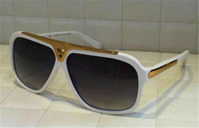 Оптово-роскошные солнцезащитные очки для миллионеров, ретро-винтаж, мужские дизайнерские солнцезащитные очки