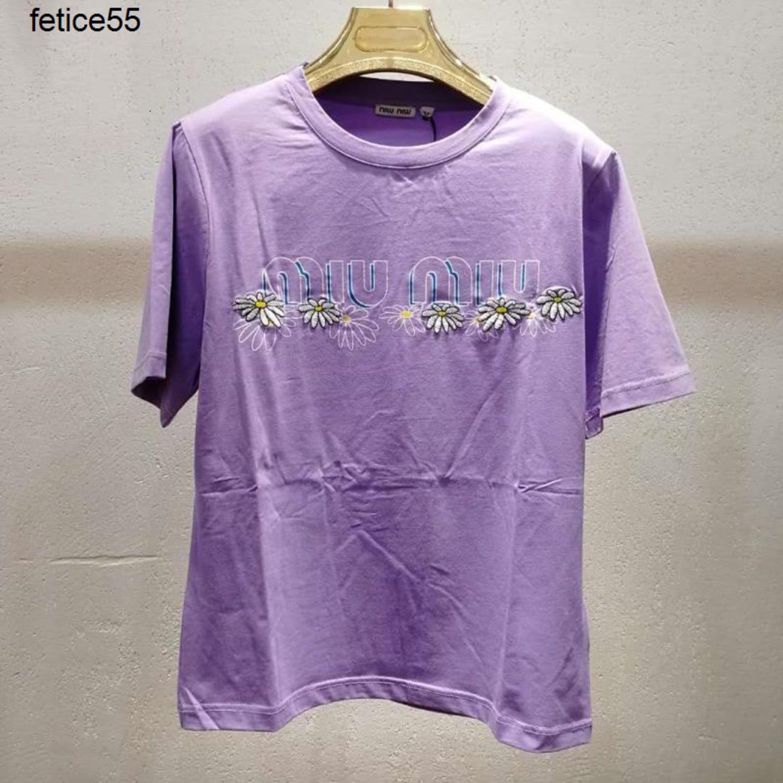 Nuove Donne Della Stampa di Estate Modo Nuovo Slim Fit Tee Top Per Le Signore Alta Qualità T shirt 040508