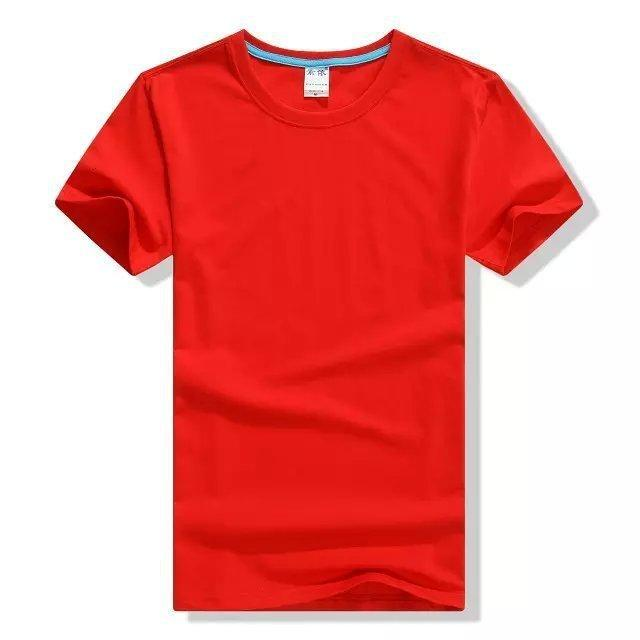 High Archives 240g Combed Pure Cotton Round Neck Blank Unlined Upper Garment Class Service T Shirt Culture Advertisement Unlined Upper
