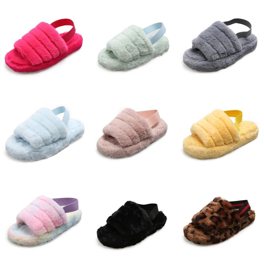 Hot Sale-2020 Summer Beach Slippers Women Flat Slippers Slides Chaussures Femme Clog Plus Casual Flip Flops Shoes Woman #870
