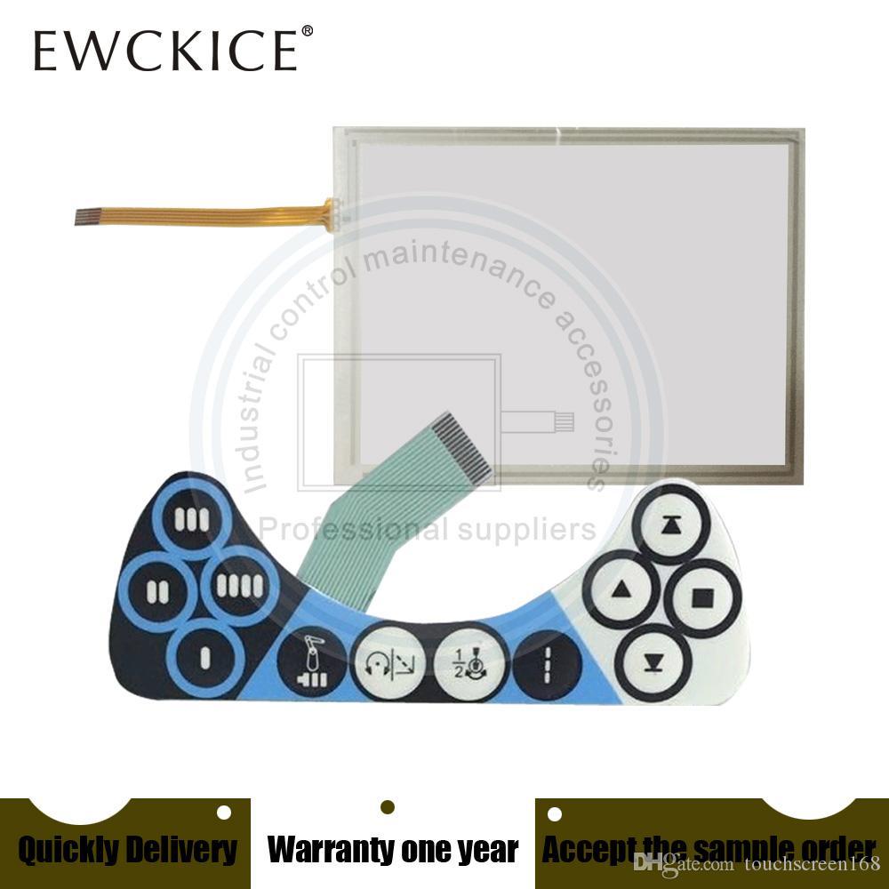 Original NEW DSQC679 3HAC028357 IRC5 3HAC028357-001 PLC HMI Industrie-Touchscreen und Folientastatur