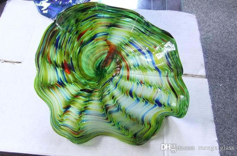 Fleur Forme Murano Glass Art Applique en verre de Murano Applique multi couleur décoratif en verre de Murano Hôtel Wall Lighting