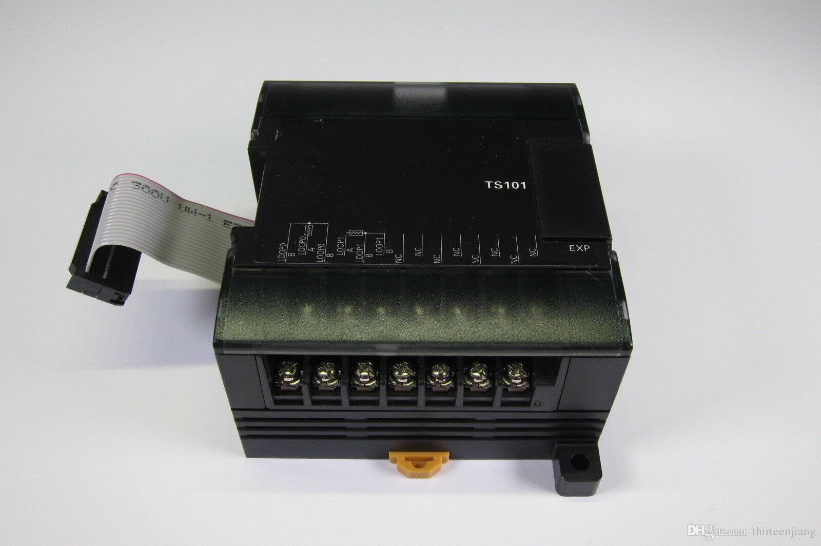 Original Omron PLC Módulo de Entrada CP1W-TS001 CP1W-TS101 Frete Grátis Expedido Novo Na Caixa