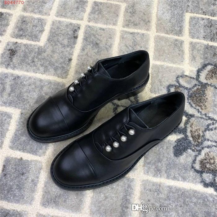 2019 женская мягкая бархатная обувь Martin на толстой подошве, кожаные мокасины, легкая подошва женская осенне-зимняя повседневная обувь с коробкой