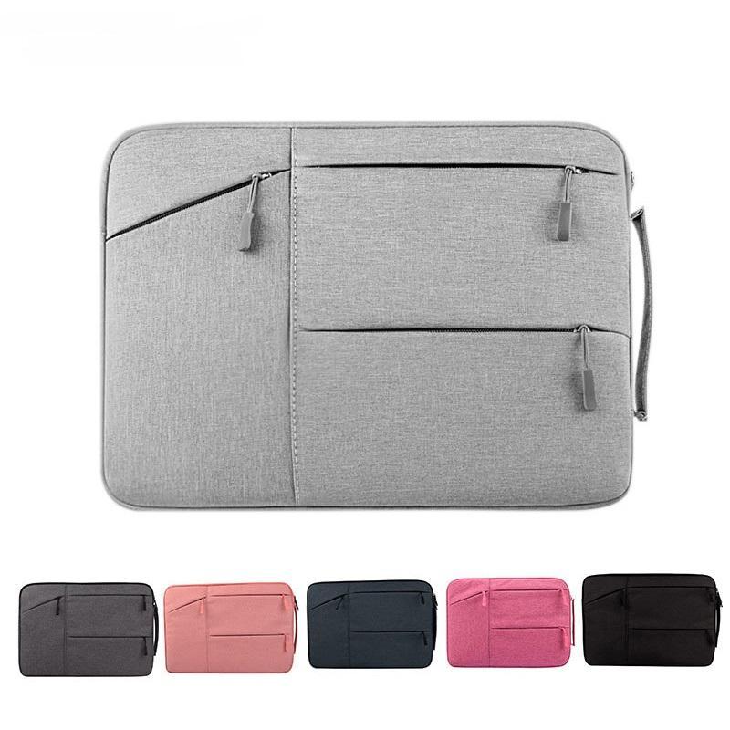2019 novo laptop à prova d 'água sacos de manga notebook case para lenovo macbook 13.3 polegadas capa mole protetora case