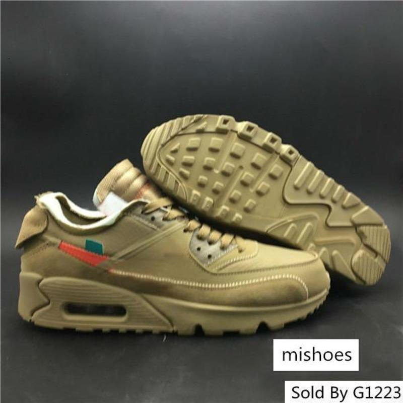 Top Selling 90 Desert Ore Running Shoes Men s Black Sneakers Jogging Classic 90s Sports Zapatillas
