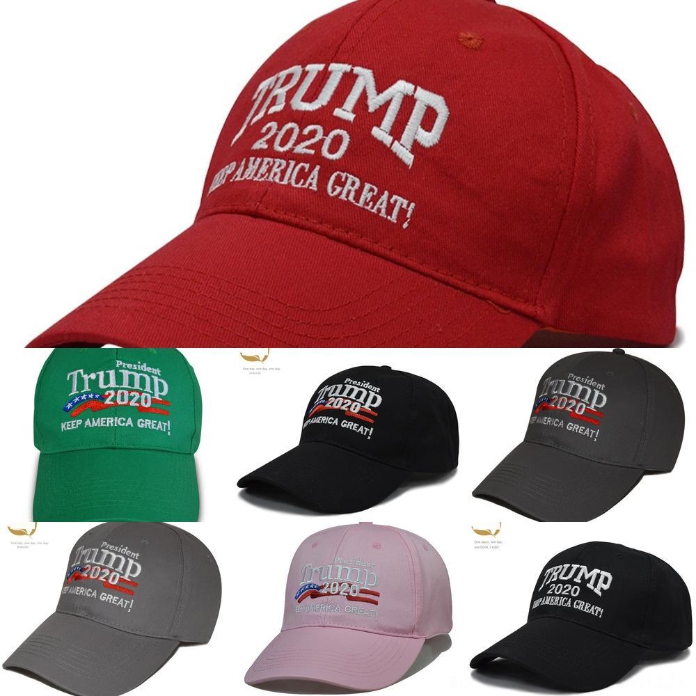 RfX5w Gospel2005 Trump paz para 2020 gorra de béisbol sombrero Donald Trump deportes al aire libre unisex sombreros del Snapback 20Trump Trump Presidente ajustable H