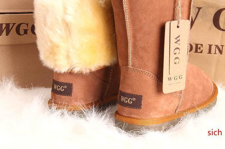 signore calde di avvio classico MNS avvio stivali delle donne della neve di marca stivale stivali firmati trasporto di alta qualità