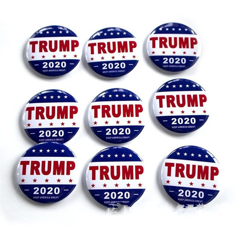 2020 United States President Election Badge Letter Keep America Great Donald Trump Brooch Pins Metal Coat Armband Part Decoration 1 5qf E19 Birthday Party Favors For Boys Birthday Party Favors For Girls