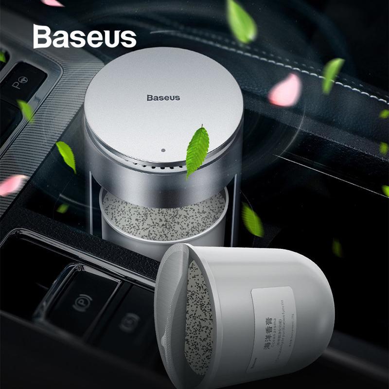 Baseus 70g Grande Aroma Ricariche lunga durata per auto Deodorante sicura per bambini