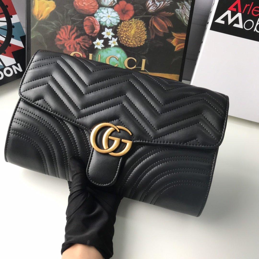 Handtasche Frauenhandtasche neue tragbare Kette Einzel Umhängetasche Kette Single-Schulterbeutelhandtasche freie Anlieferung Größe: 30 * 20 * 4cm