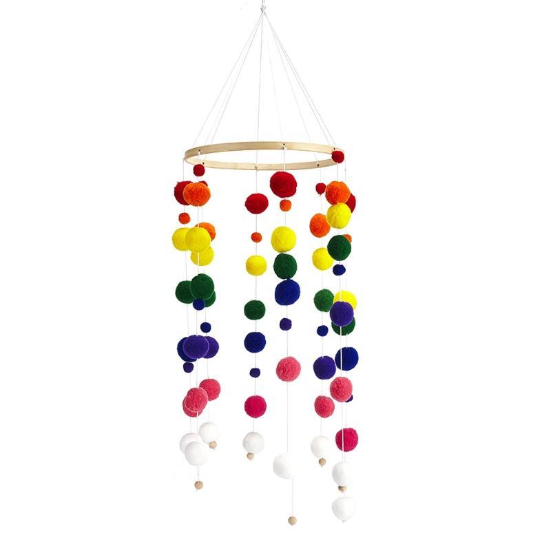 Fotografie Props Wind Chime Bettglocke Kinderzimmer Dekoration Wohnzimmer Shop-hängende Dekoration Ornament