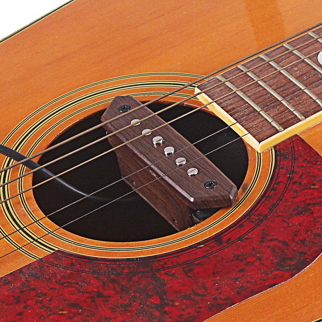 Schallloch Akustikgitarre Tonabnehmer Für Akustische Folk-Gitarre mit