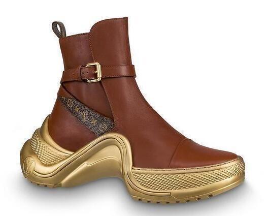 New 1a53jz Archlight Flat Ankle Bootwomen Boot Riding Rain Boots Booties Sneakers High Heels Lolita Pumps Dress Shoes