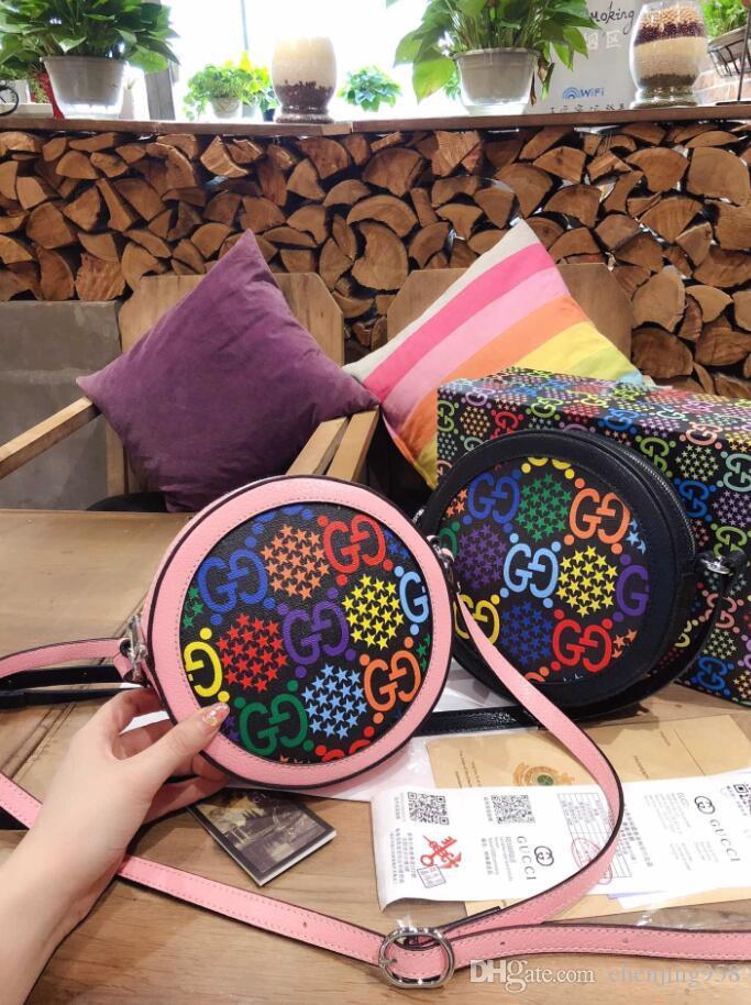 2020 Hot sold Damentaschen Designer Handtaschen Geldbörsen Umhängetaschen Mini-Kette Tasche Designer Umhängetaschen Messenger Tragetasche Clutch Bag K17