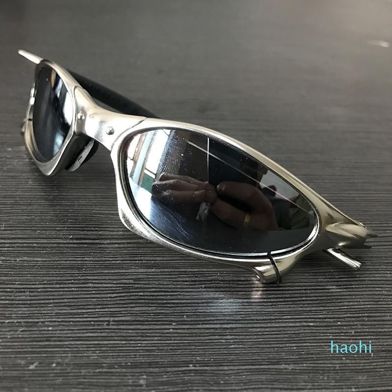 Luxary-Men поляризованные очки Велоспорт Сплав Frame Спорт езда очки óculos де Ciclismo Gafas CP006-1