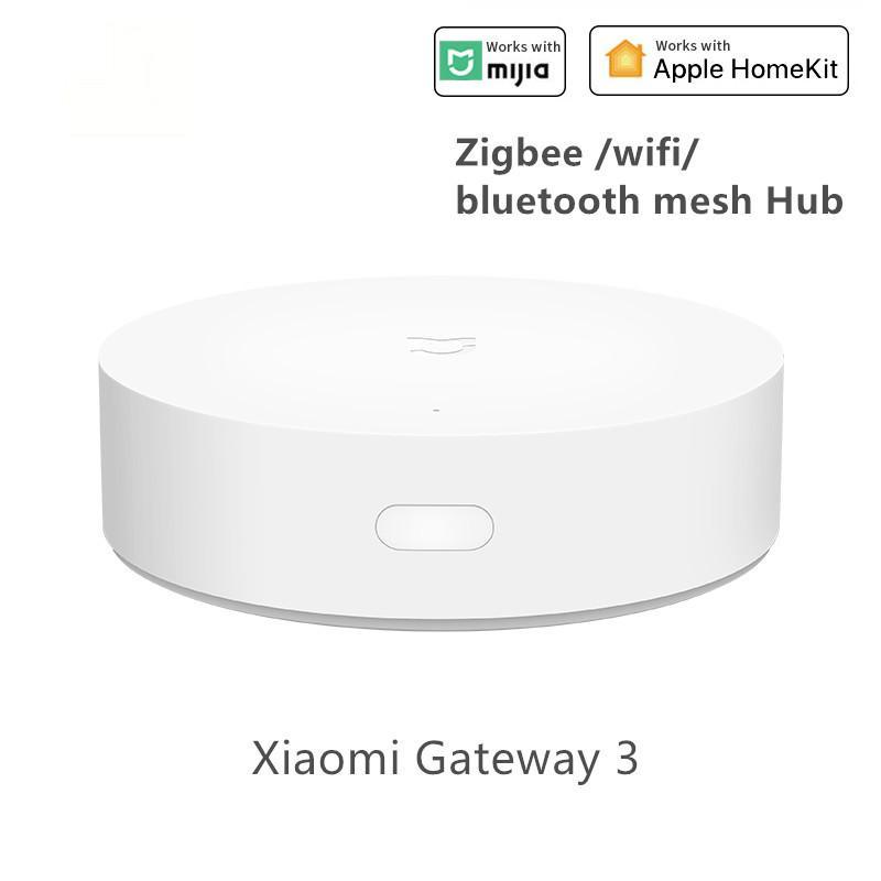 Mi Smart Multifunctional Gateway 2 /3 WiFi Remote Control RGB Radio Night Light Home Security Device Support Homekit