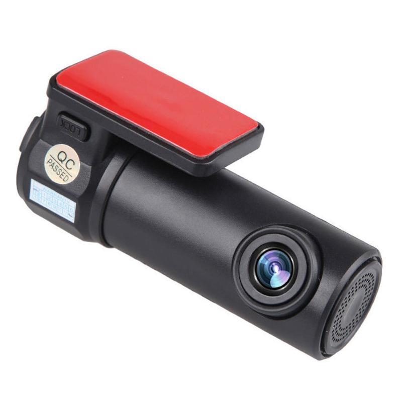 Dash Cam inteligente 32GB 170 grados Mini HD 1080P Wifi coche DVR videocámara versión de la noche del G-Sensor registrador de la conducción de PK