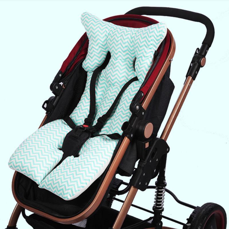 اكسسوارات الوسادة عربة طفل مقعد لينة وسادة للأطفال يدفع باليدين سيارة العربة مقعد مرتفع مقعد عربة لينة عربة طفل وسادة