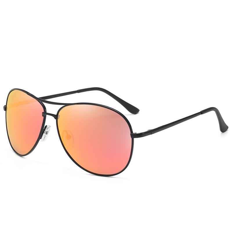 Moda Donna Nuovo disegno di marca Occhiali da sole polarizzati UV400 tonalità uomini di vetro di Sun Retro Eyewear Oculos De Sol