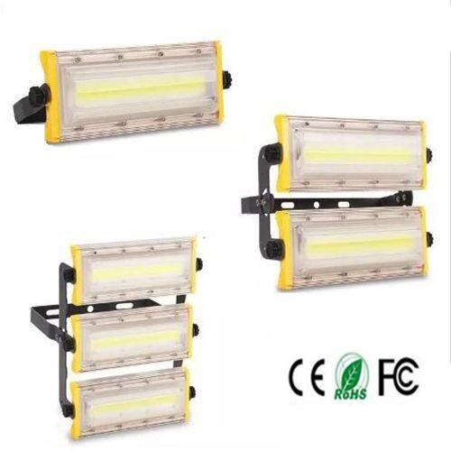 Proiettore a LED impermeabile IP65 50W 100W 150W led luce di inondazione AC 85-265V faretto illuminazione esterna per Gargen lampada da parete a led