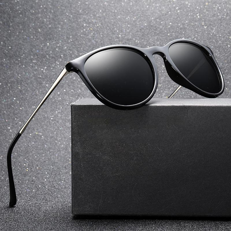 Men's Classic polarized sunglasses European and American fashion trend lady sunglasses 4171 star with big-framed glasses