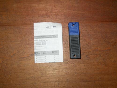 Schmersal RST36-1 RFID Sicherheits-Schaltaktor für RSS36 Series