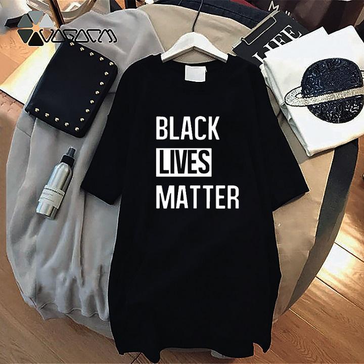 Черный живет материя платья женщин к 2020 году новых прибытия Письмо печати одежда мода открытый уличная одежда для женщин оптом