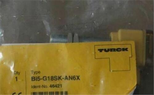 Новый 1Pcs Turck BI5-G18SK-AN6X ах