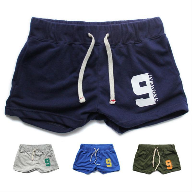 Cheap Running Mens Cotton Gym Men Sport Shorts Woukout Trunks Male Active Wear Tenis Masculino Running Shorts Men Jogging Sportswear