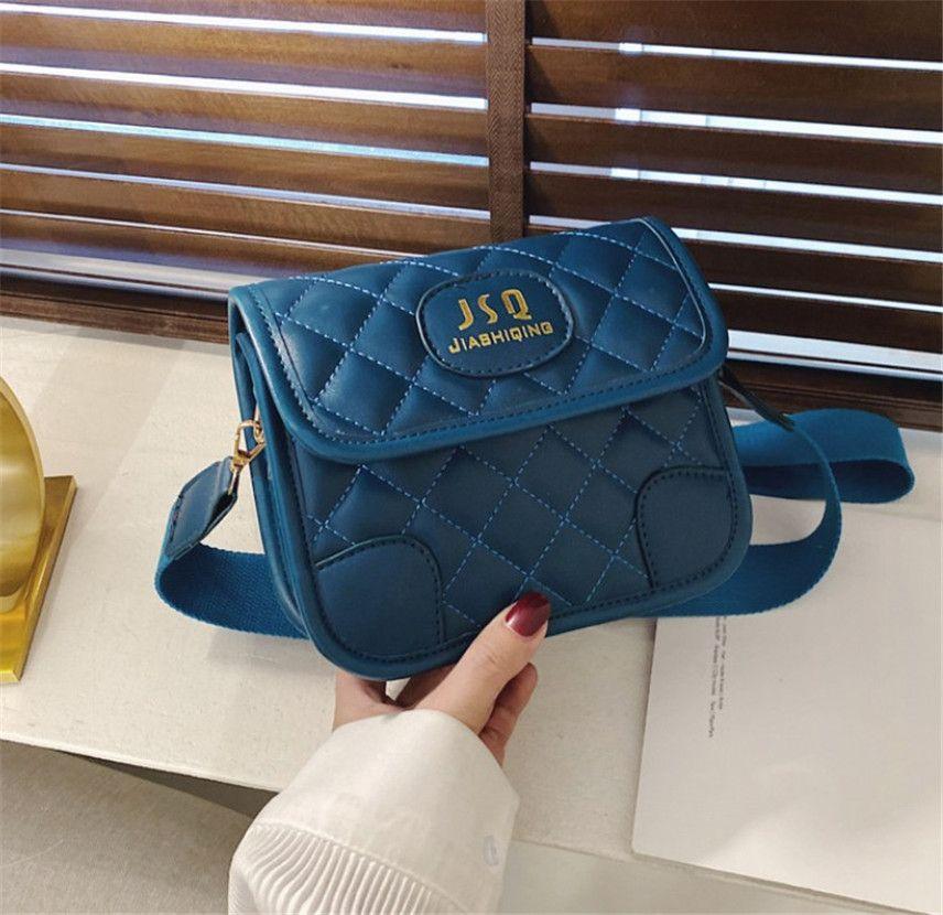 Embroidered Line Small Bag Women New Versatile Shoulder Bag High Fashion Cross Body PH-CFY20061944