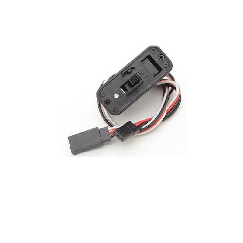 FUSE MODEL RC Heavy Duty High Current Battery Harness XT60 Deans EC3 JR Connector On/Off Power Switch with Charging Socket for RC Car Boat