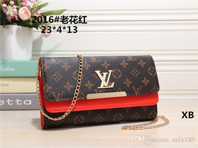 47810Hot Vender mais novo estilo Mulheres Messenger Bag Totes sacos Lady Composite mala a tiracolo Bolsas Pures