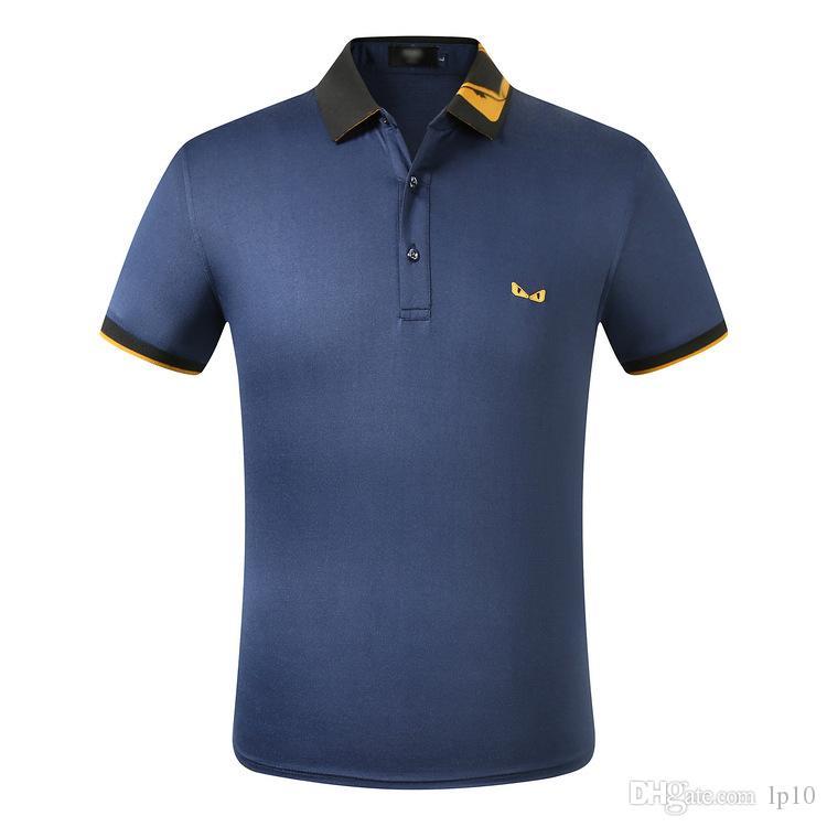 2020 Summer Fashion Designer T-shirt T-shirts Logements courte Hommes Marque T-shirts designers de luxe shirt des hommes Streetwear Hip hop T-shirt en coton T M-3XL