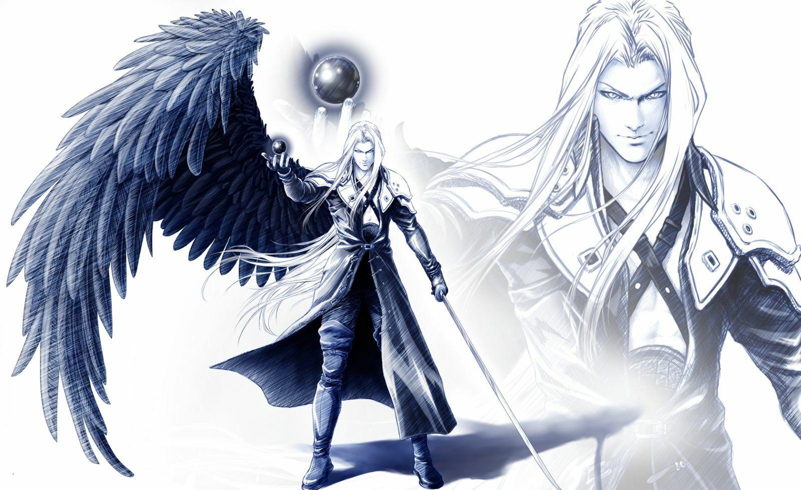 2019 Sephiroth Final Fantasy 7 Wall Decor Art Silk Print Poster 8888 From Lyshop007 13 26 Dhgate Com