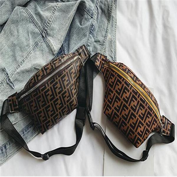 موضة جديدة مصممي الحقائب حقائب الخصر النساء فاني حزمة بوم حقيبة حزام حقيبة الرجال النساء المال الهاتف هاندي الخصر محفظة في الهواء الطلق الصدر حزمة