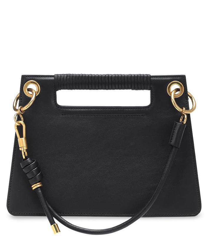toz torbası moda d033c # ile yeni siyah deri klasik tarzda bayanlar çanta lüks stili muhteşem tarzı çıkarılabilir ayarlanabilir omuz askısı