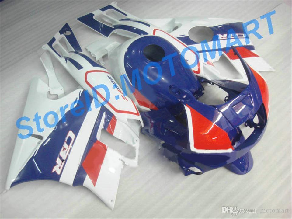 Motorcycle Full Fairing Bodywork Kit Panel Set Fit for Honda CBR600 F2 1991 1992 1993 1994 CBR600 F2 1991-1994 HG010